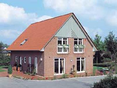 "Energiesparhaus Harsefeld - erstes ""2-Liter""-Haus"