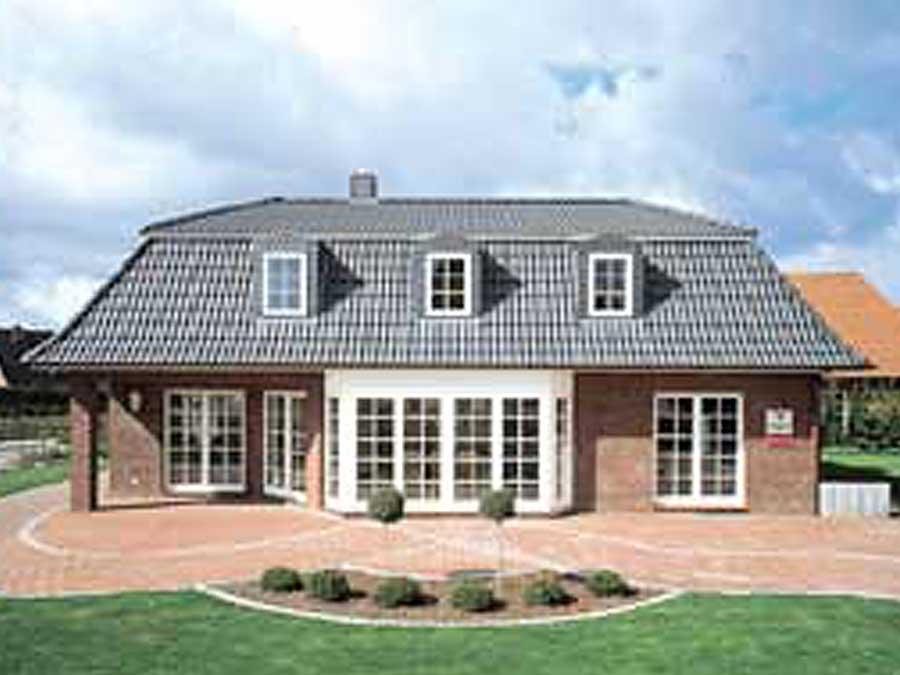"Energiesparhaus Harsefeld - erstes ""3-Liter""-Haus"