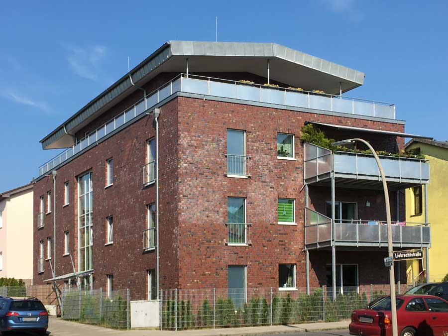 Passivhaus Petersdorfstraße in Hamburg